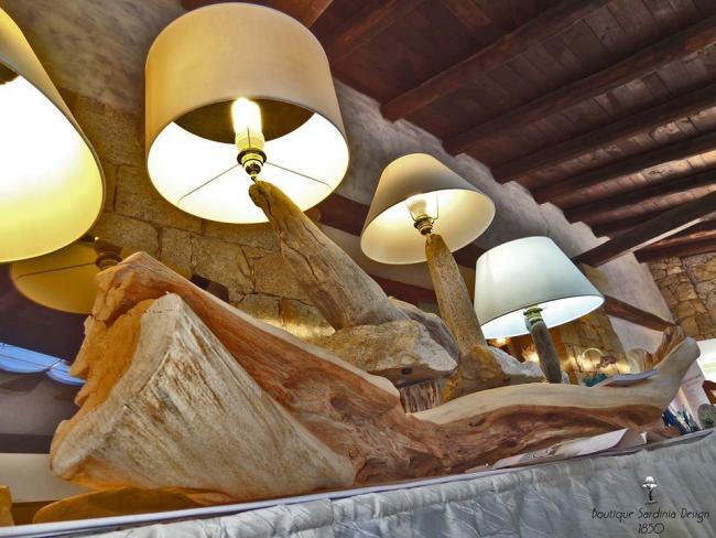 Legno sabbia e pietre della sardegna per creare oggetti - Oggetti di design in legno ...
