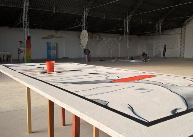A cagliari l 39 ex fabbrica diventa una nuova casa per artisti for Costo per costruire una nuova casa
