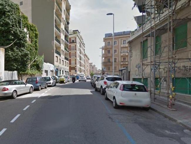 Cagliari guasti alla rete abbanoa lavori in corso in via for Lavori alla camera