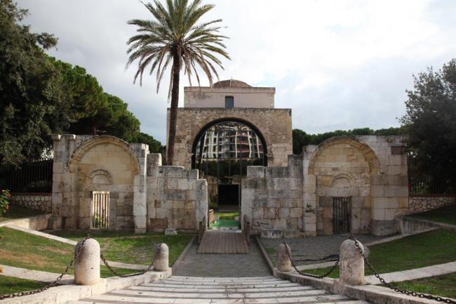 Gli orari di apertura della basilica di san saturnino a for Orari apertura bricoman cagliari