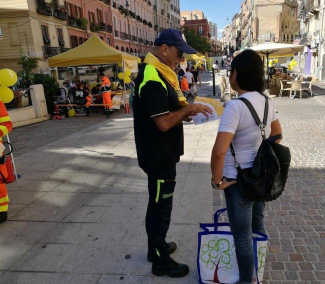 """Come mettersi in sicurezza durante alluvioni e terremoti. Protezione Civile in piazza con """"Io non rischio"""""""