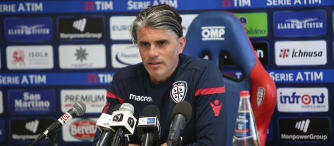 """Vigilia di Cagliari-Juve. Lopez suona la carica: """"Dobbiamo dare il 110%"""""""