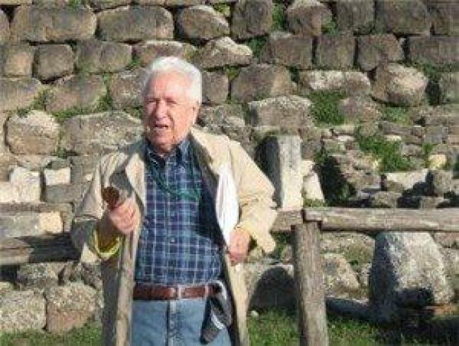 Lutto nell'archeologia sarda. E' morto Ercole Contu