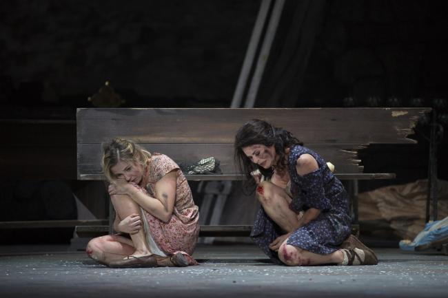 La Ciociara dal Teatro Lirico di Cagliari agli schermi di Rai5